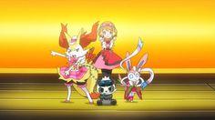 Pokemon the Series: XY&Z - Episode 16 (Season 19 English Dubbed)