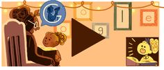 Поздравляем с Международным женским днем 2017! #GoogleDoodle