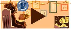 ¡Feliz Día Internacional de la Mujer! #GoogleDoodle  #biblioteques_UVEG