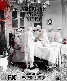 American Horror Story.  Season 2. yeeeeeeees