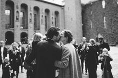 Kyssen familjefotografering i Stockholms statshus
