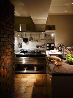 タイプ別!男前キッチンのリノベーション実例集 | リノベーションスープ