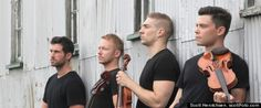 In 'Well-Strung: The Singing String Quartet,' Hunky Gay Stars