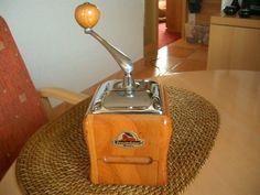 Zassenhaus Model 532 Coffee Grinder Mill RARE