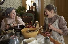 Corrine Koslo and Geraldine James in Anne With an E (25)
