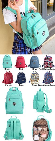 Which color do you like? Lace Backpack, Retro Backpack, Backpack For Teens, Travel Backpack, Fashion Backpack, Cute Backpacks, Girl Backpacks, School Backpacks, Retro Watches