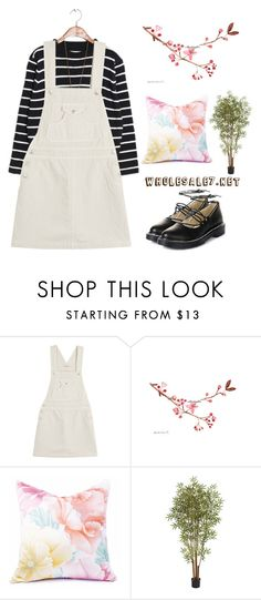 """""""Wholesale 7/ Platforms& T-shirt"""" by lee77 ❤ liked on Polyvore featuring AG Adriano Goldschmied, Nearly Natural, platforms and wholesale7"""