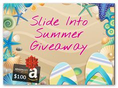 Win a $100 Amazon Gift Card and Celebrate Summer! – Ends July 29th #sweepstakes https://www.goldengoosegiveaways.com/win-100-amazon-gift-card-celebrate-summer-ends-july-29th?utm_content=buffer99d2e&utm_medium=social&utm_source=pinterest.com&utm_campaign=buffer