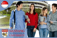 In Singapore's Nanyang Technological University's (NTU) - the leading university