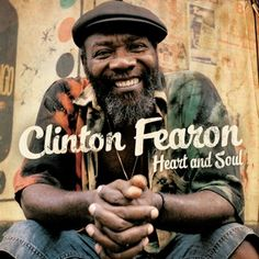 """For years Clinton Fearon was the bass player, vocalist, composer and lyricist for one of the most successful reggae bands, The Gladiators. In tandem with this, he was a house musician for both Coxsone Dodd's Studio One and Lee """"Scratch"""" Perry's Black Ark Studio, thus sealing his career as a roots reggae master. Entirely acoustic, Heart And Soul is a brand new album from Fearon that includes 2 bonus tracks and bears witness to his early work with the Gladiators."""