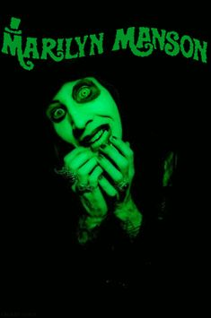 Marilyn Manson - Smells like Children era