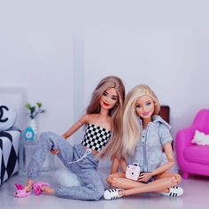"Barbie Best Friends on Instagram: ""Ela tbm esta aqui com a gente @audrey.bdoll . . . . . #barbie #doll #instadolls #dollsgram #barbiedoll #barbies #dolls #boneca #bonecas…"""