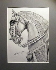 Create Image, Artist Names, Unique Art, Pencil Drawings, I Shop, Birthday Gifts, Horses, Pure Products, Painting