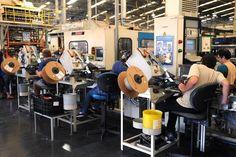 RS Notícias: Produção industrial cresce em 10 dos 14 locais pes...