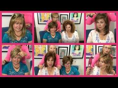2 First Time Wig Wearers Wig Consultation Live! (Official Godiva's Secret Wigs Video) - YouTube