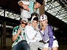 90s Hip Hop Fashion | 90s Hip-Hop Fashion - New Yorker Brings Back B-Boy Style for S/S '09 ...