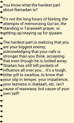 may allah grant me and us all nafs lawwama (heart with conscience  and self accusation which leads to betterment of oneself ) in sha allah