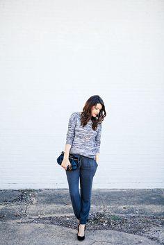 soft pants & sweaters | kendi everyday