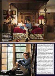 Tom Fletcher & Giovanna Fletcher in HELLO! Magazine 2013 #3.