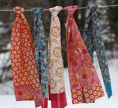 Little Folks Voile Scarves   Flickr - Photo Sharing!
