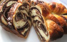 Il Cozonac è il Dolce rumeno delle feste,è fondamentalmente un impasto di farina e uova con un ripieno di  noci, zucchero, latte e cacao che verrà co...