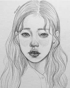 Drawing On Creativity - Drawing On Demand Cool Art Drawings, Art Drawings Sketches, Drawings Of Faces, Portrait Sketches, Pencil Portrait, Pencil Sketches Of Faces, Art Du Croquis, Arte Sketchbook, Face Sketch