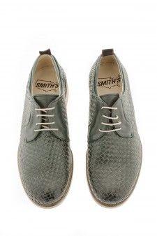 SMITH'S AMERICAN Scarpe verdi per uomo primavera estate 2015 http://www.rionefontana.com/it/scarpe-uomo-online-store/4360-smith-s-american-scarpe-verdi-per-uomo-primavera-estate-2015.html