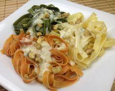 Blauschimmel-Sauce für Pasta - Rezept von Joes Cucina Verde Pasta, Cabbage, Spaghetti, Vegetables, Ethnic Recipes, Dips, Food, Youtube, Al Dente