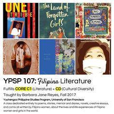 On Teaching Filipina Literature