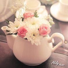 Regálale un toque innovador a tus arreglos florales.