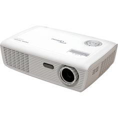 Optoma 3D Compatible 2500 Lumen Home Theater Projector