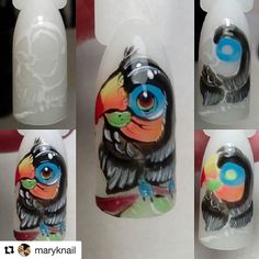 #Repost @maryknail with @repostapp ・・・ Как-то так…