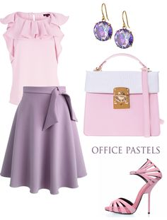 Summer pastels inspire a simple yet refined beauty that colors those days when we feel overwhelmed with work. Your precious luxury accessories are there for you, to make you glow with confidence and a certain kind of charm. Get inspired by the stylish office bags created by Wild Inga's designers.