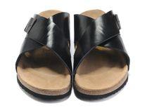 Birkenstock Guam Black Sandals