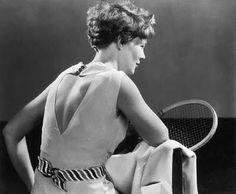 Va-Voom Vintage: Amelia Earhart, Celebrity Designer