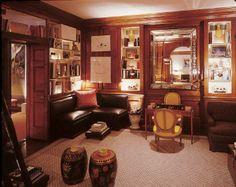 David Hicks lounge