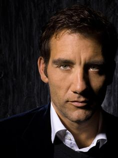 Clive Owen // by George Lange
