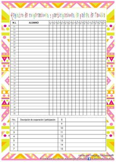 Agenda melonheadz (222) Teacher Forms, Diy Classroom Decorations, School Labels, Reading Street, Teacher Planner, Free Education, Writing Styles, Writing Paper, Planner Pages
