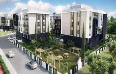 Izmir city real estate projects: Studio City  http://emlakcoulisse.com/izmir-city-real-estate-projects-studio-city/13565  #realestate #property #Turkey #investing #construction