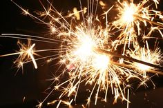 16% of all fireworks injuries are caused by sparklers. Be Sparkler Smart!