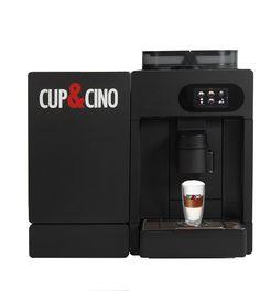 Die neue BusinessKLASSE: Kaffeevollautomat Barista Lattico 400 ermöglicht durch grandiosen Milchschaum in heiß und kalt selbst für mittlere Büros und Betriebe eine einmalige Getränkevielfalt in Spitzenqualität.