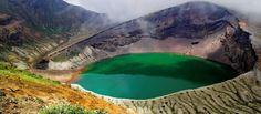 Galería | La belleza de los lagos volcánicos