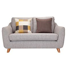 G Plan Vintage The Sixty Seven Small Sofa Marl Grey Online At