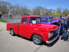 59 Ford F-100 Pick-up Truck | by DVS1mn