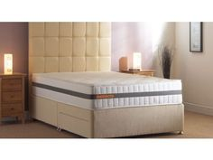 Mammoth Performance 20 King Size Divan Bed