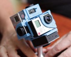 Pro6  The 360-Degree GoPro Holder by 360Heroes Specs:Ships :...