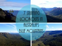 7 Stunning Lookouts in Australia's Blue Mountains - The Trusted Traveller
