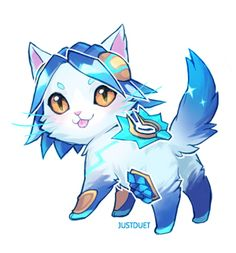 League of Legends or League of Kittens? Artist Drew Champions into Cute Cats - 2P.com - League of Legends - news,featured_gallery