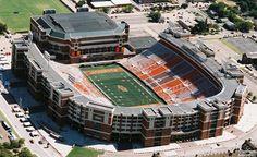 OSU Boone Pickens Stadium location Stillwater Oklahoma