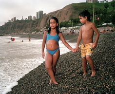 Photographs of Peruvian Beach Life by Documentary Large Format Photographer Susana Raab - Washington DC based photographer Susana Raab Documentary Photographers, Washington Dc, Documentaries, Bikinis, Swimwear, Past, Interview, United States, American